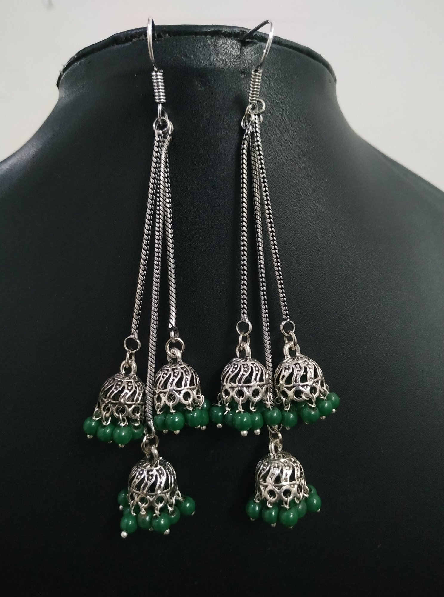Admirable Chain Long Jhumki