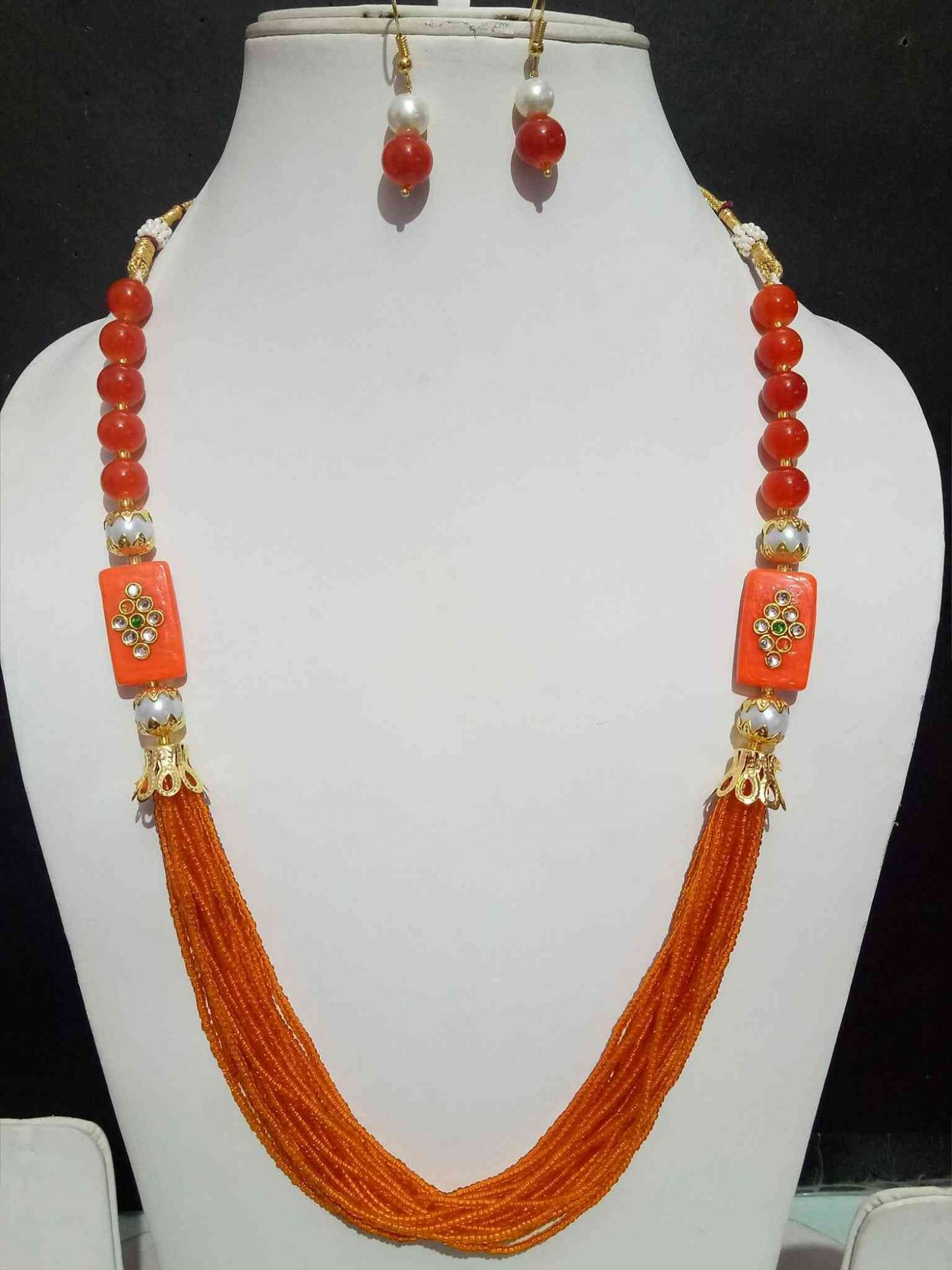 Designer Cheed Mala Set