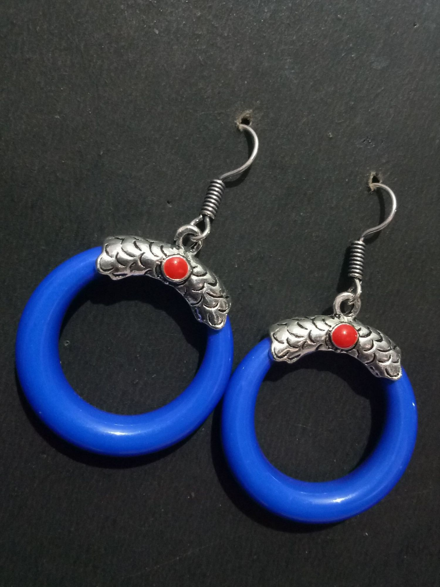 Designer Nepali Earrings