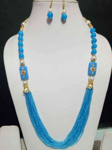 Antique Cheed Mala Set