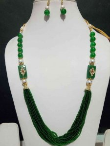 Ethnic Cheed Mala Set