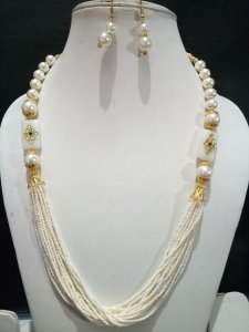 Beautiful Designer Cheed Mala Set