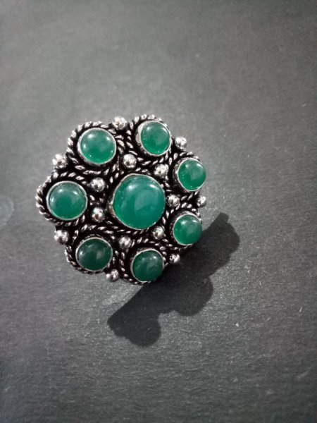 Beautiful Deisgner Stone Ring