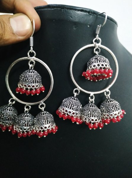 Likable Chic Beaded Earrings