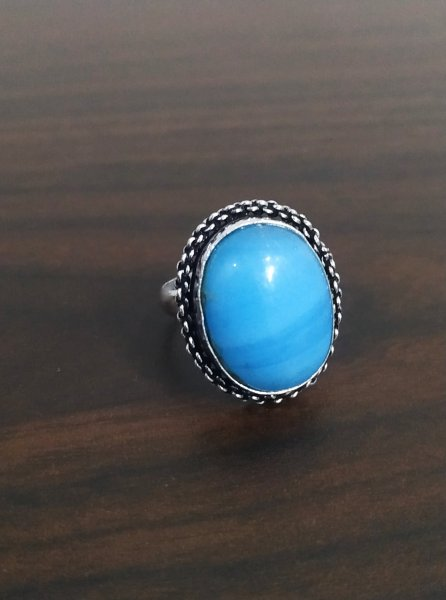 Designer Stone Finger Ring