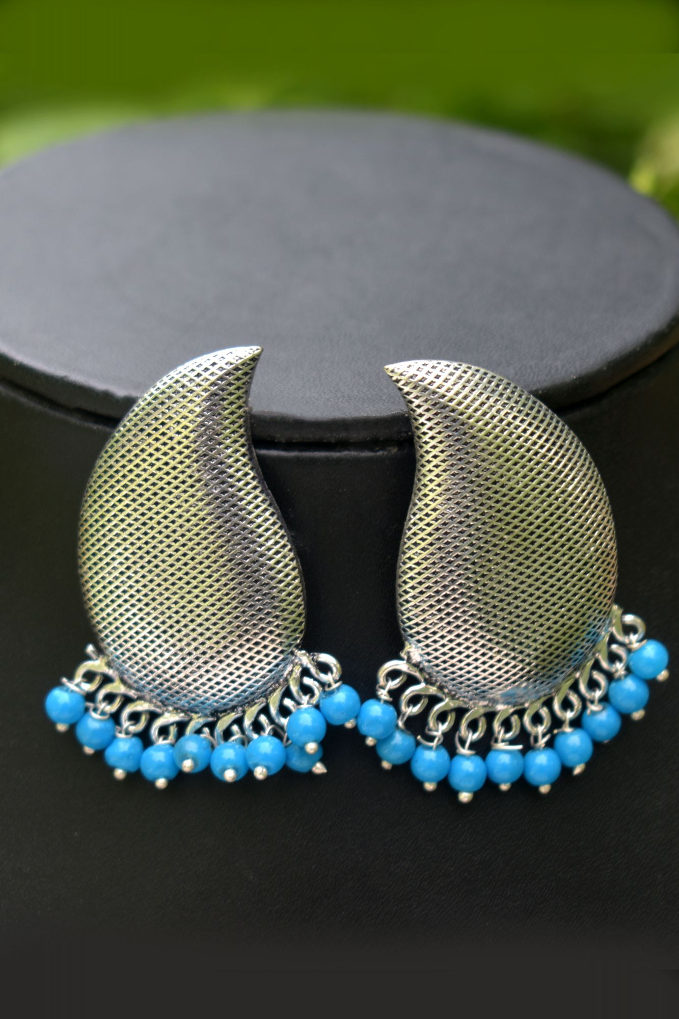 Beautiful Handmade Beaded Earrings