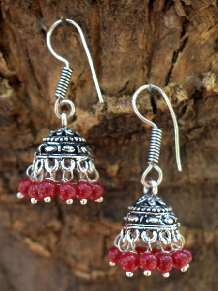 Beautiful Oxidised Jhumki
