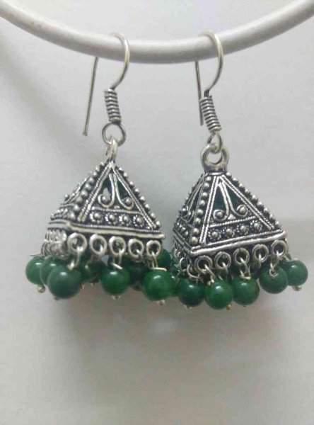 Beautiful Alloy designer Jhumki Earring