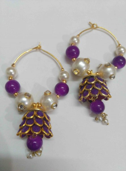Royal Pacchi Earrings