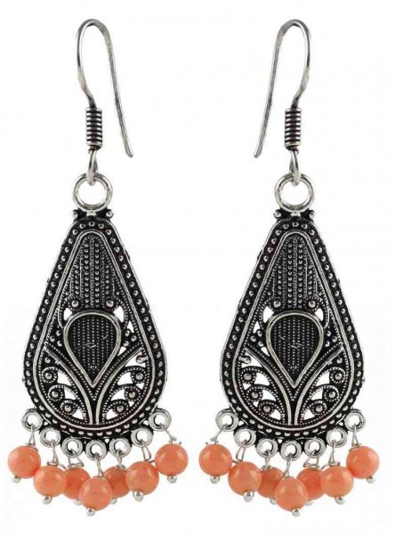 Traditional Partywear Beads Earrings