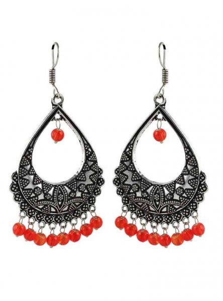 Ethnic Stylish Beads Earring
