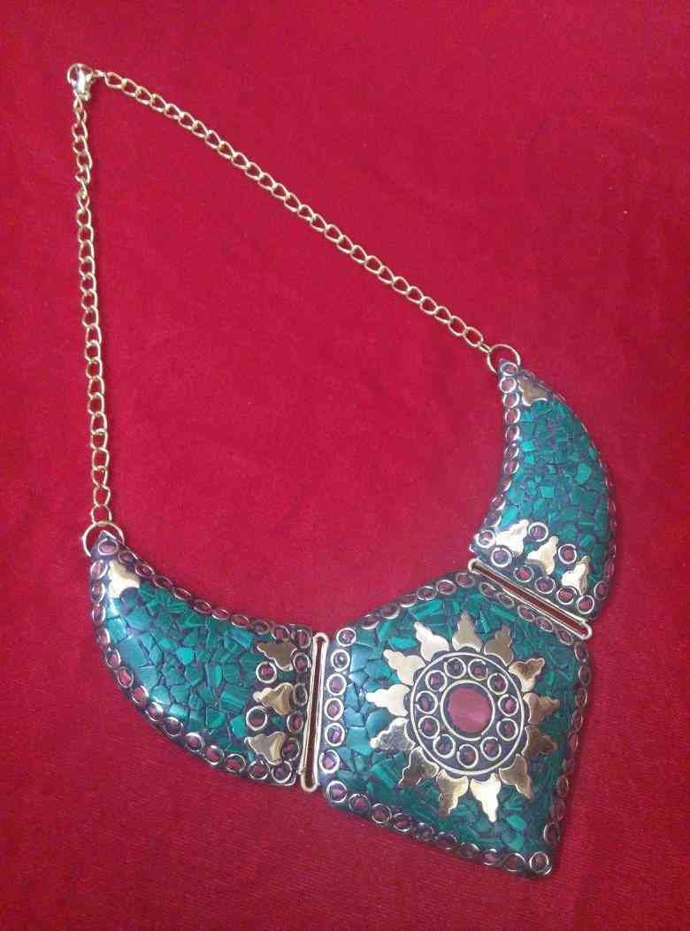 necklace nepalese jewelry newari style nepali ethnic necklaces local