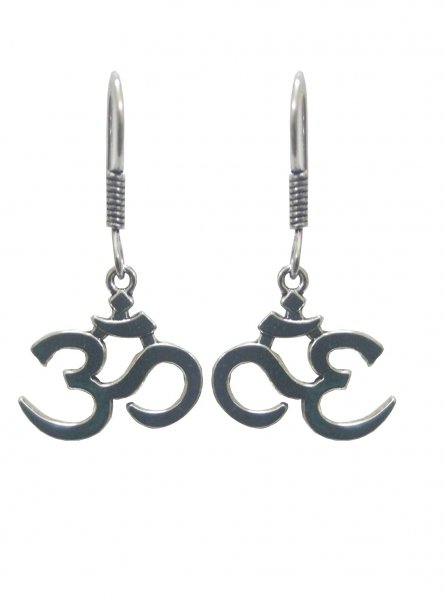 Stylish OM Earrings