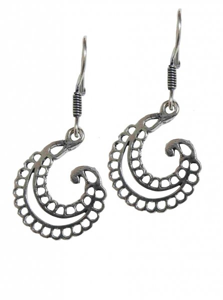 Stylish spiral Earring