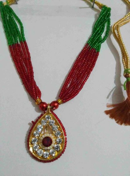 Traditional AD Cheed Necklace