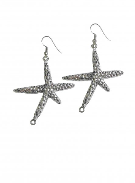 Star Designed Earring