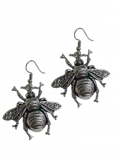 Mosquito Designed Earring