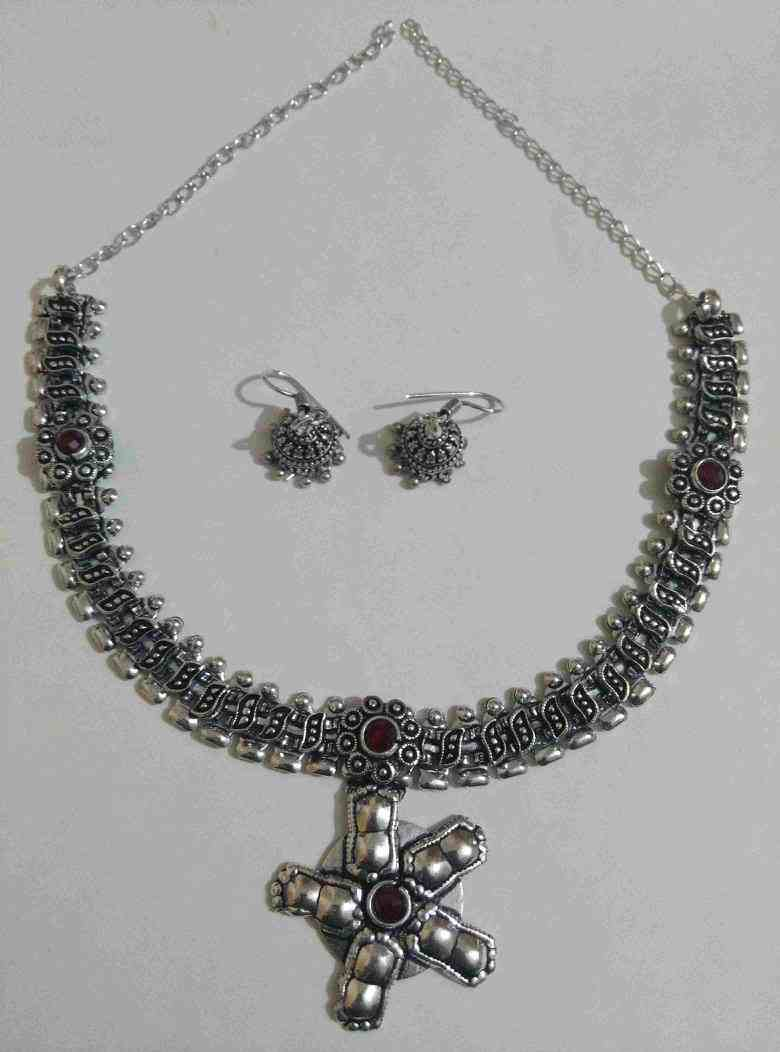 Designer Partywear Necklace Set
