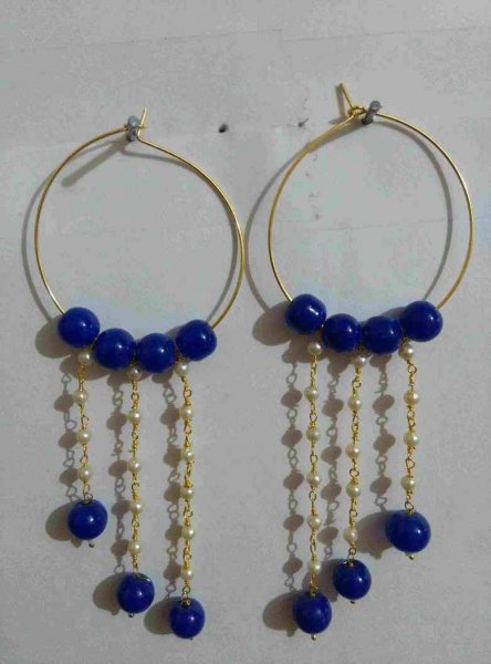 Classic Designed Beads Earring