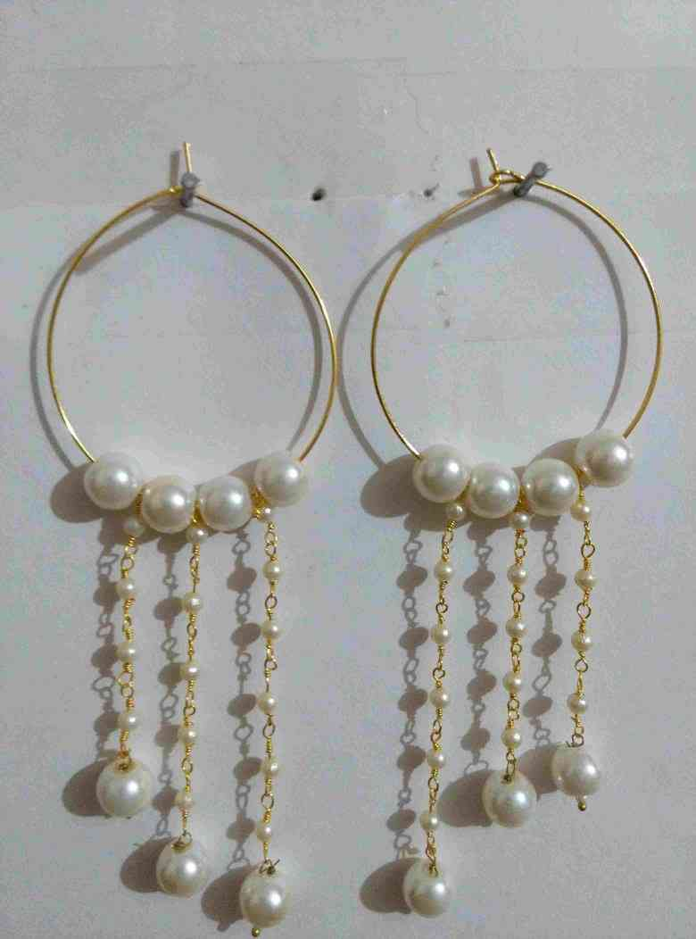 Royal Beads Earring