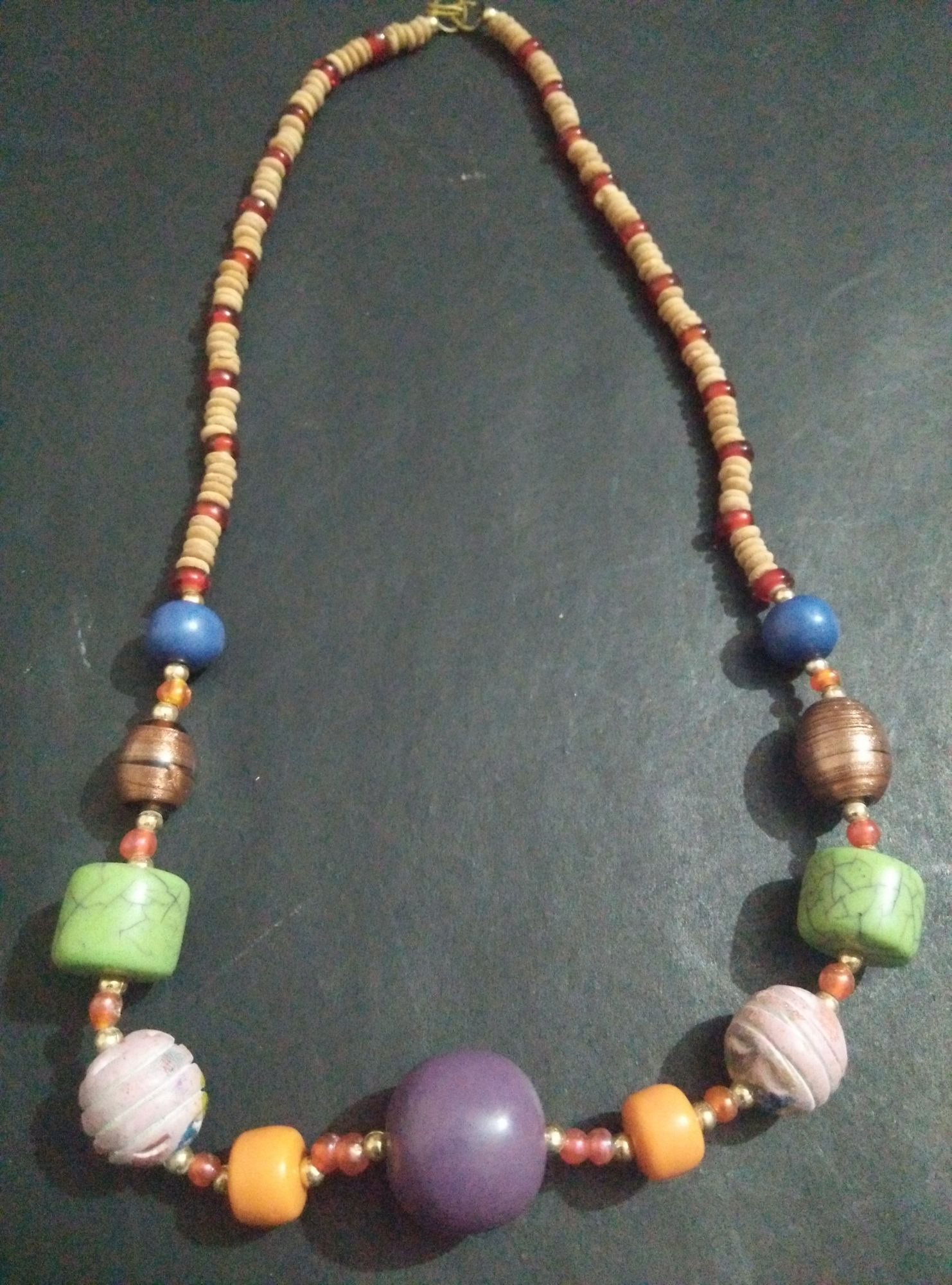 Designer Beads Necklace