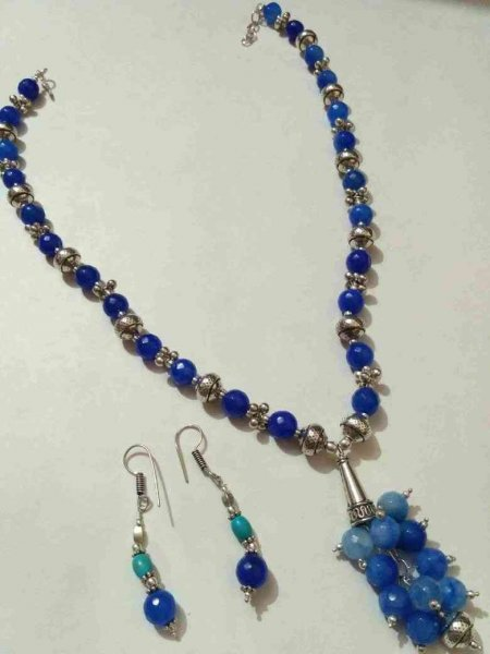 Partywear Necklace Set