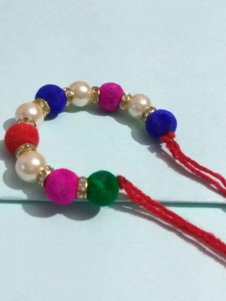Multi Colour Bracelet