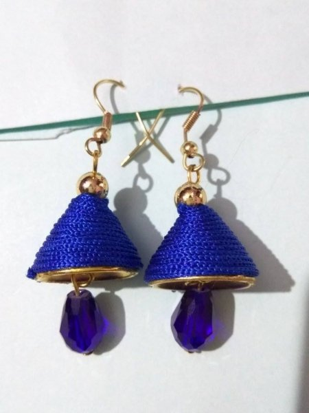 Stylish Thread Dangles Earring