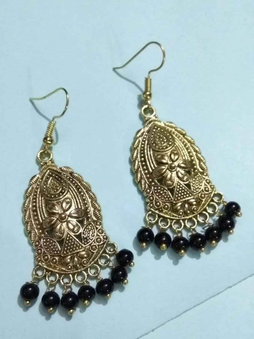 products for only earrings silver rajasthani img of anteeka made buy at