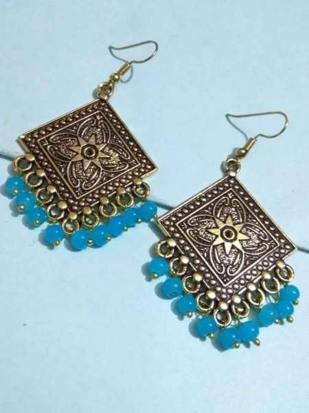 Pretty Beaded Earring
