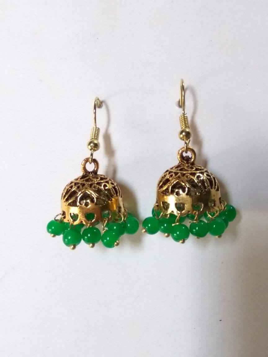 Classic Beads Earring