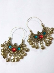 Traditional Afgani Earring