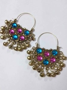 Tribal Afgani Gorgeous Earring