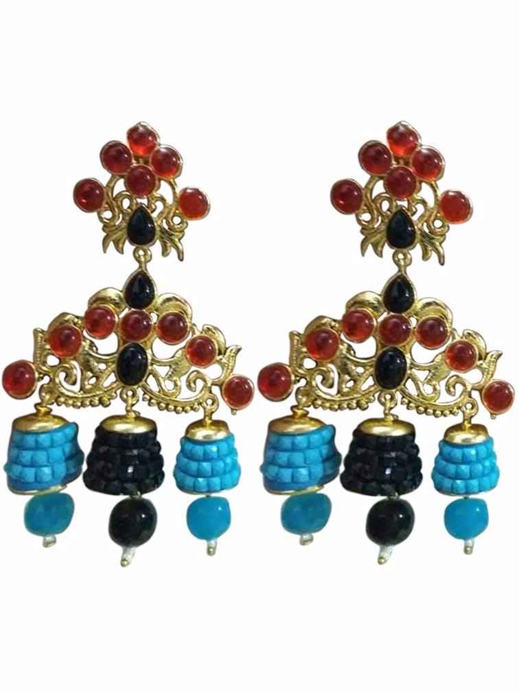 Attractive CZ Stone Earring