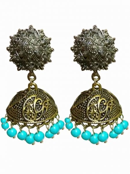 Stylish Golden Jhumka