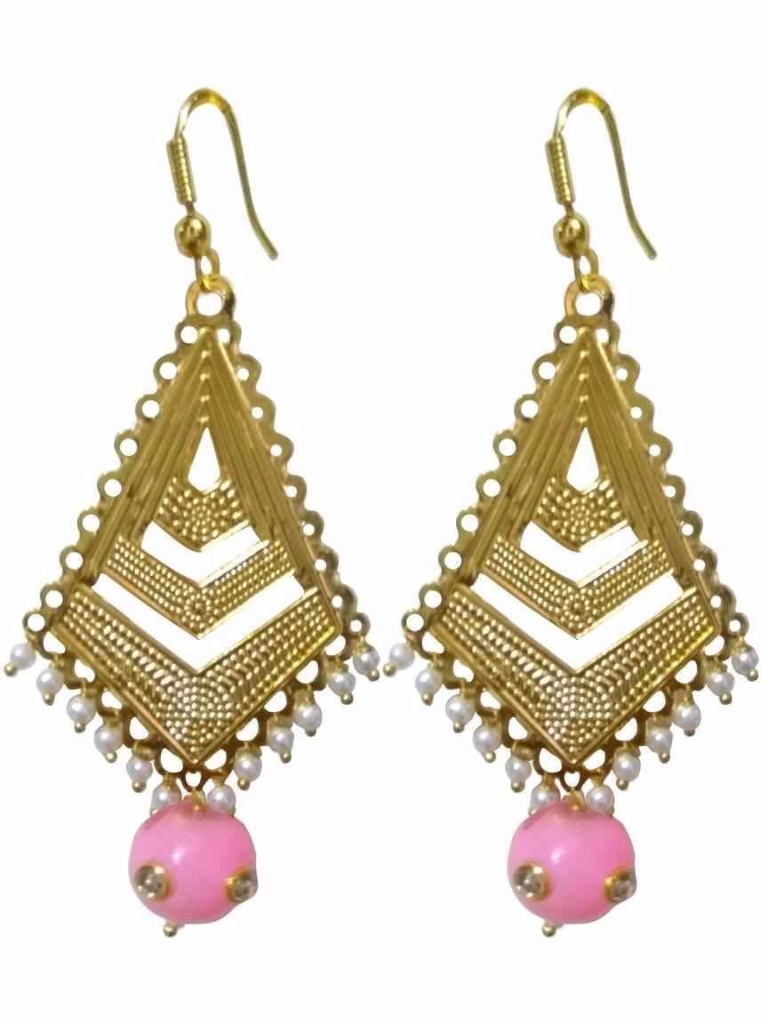Triangular Designer Earring