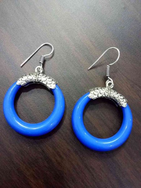 Stylish Fancy Nepali Earrings