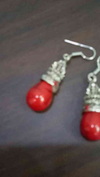 Funky Nepali Earrings