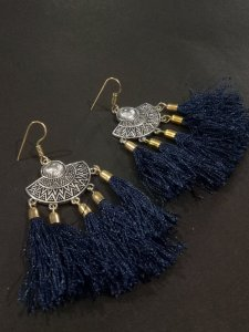 Partywear Tussel Earrings
