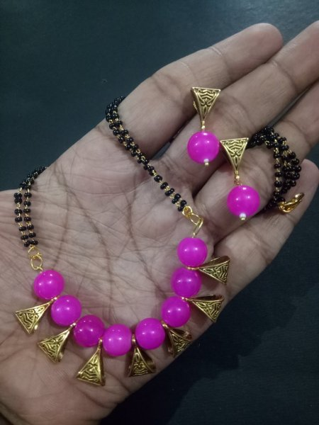 Gorgeous  Loop Mangalsutra Set