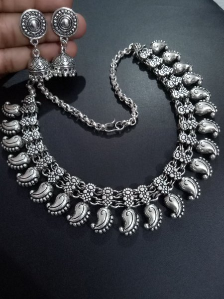 Royal kolhapuri necklace set