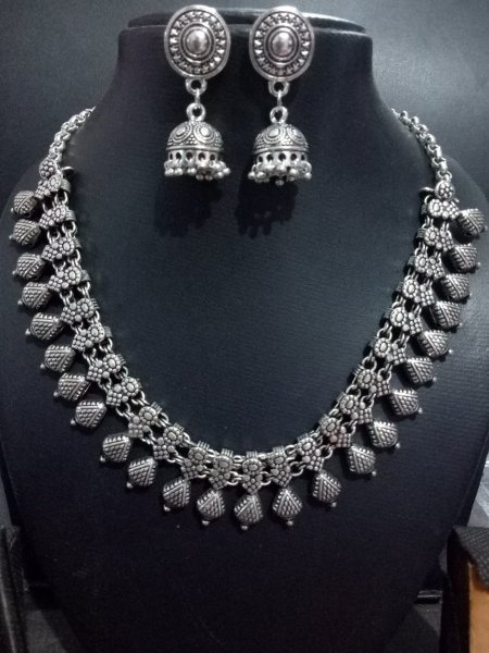 Ravishing Kolhapuri antique Necklace Set