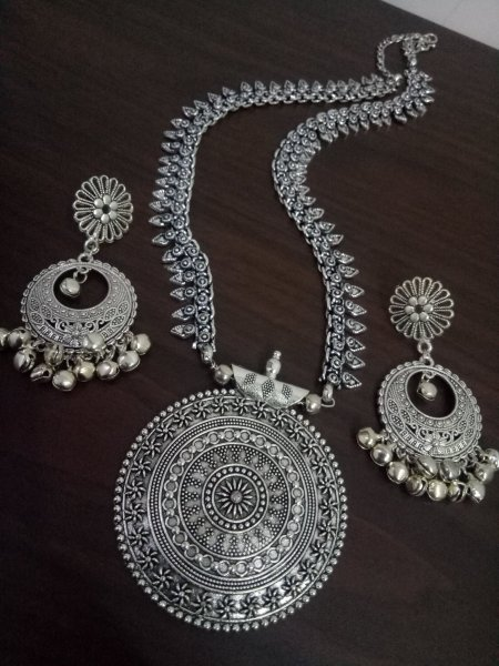 Royal Rajwada Long Necklace Set