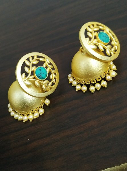 Graceful Antique Partywear Jhumka